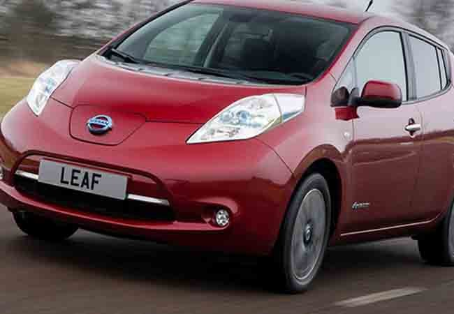 2016 Nissan Leaf To Come With 155 To 160 Mile Range